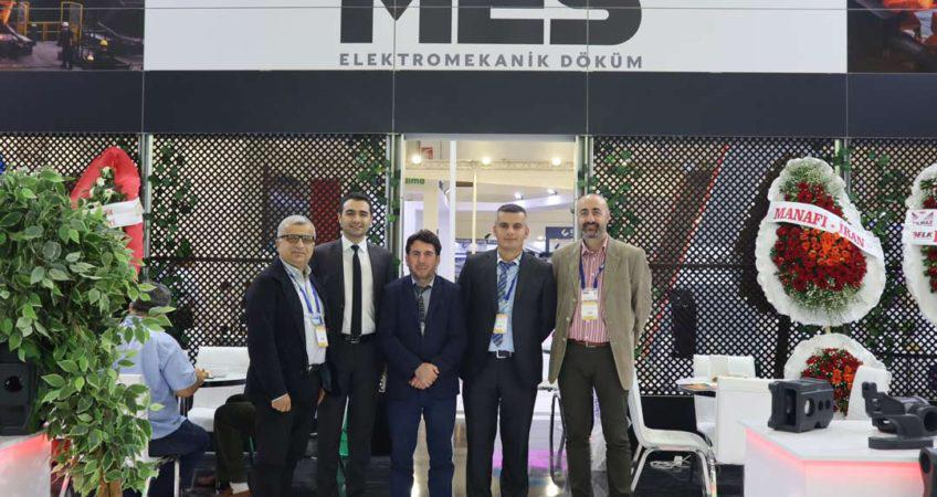 FACHMESSE ISK-SODEX IN ISTANBUL | Mes Döküm