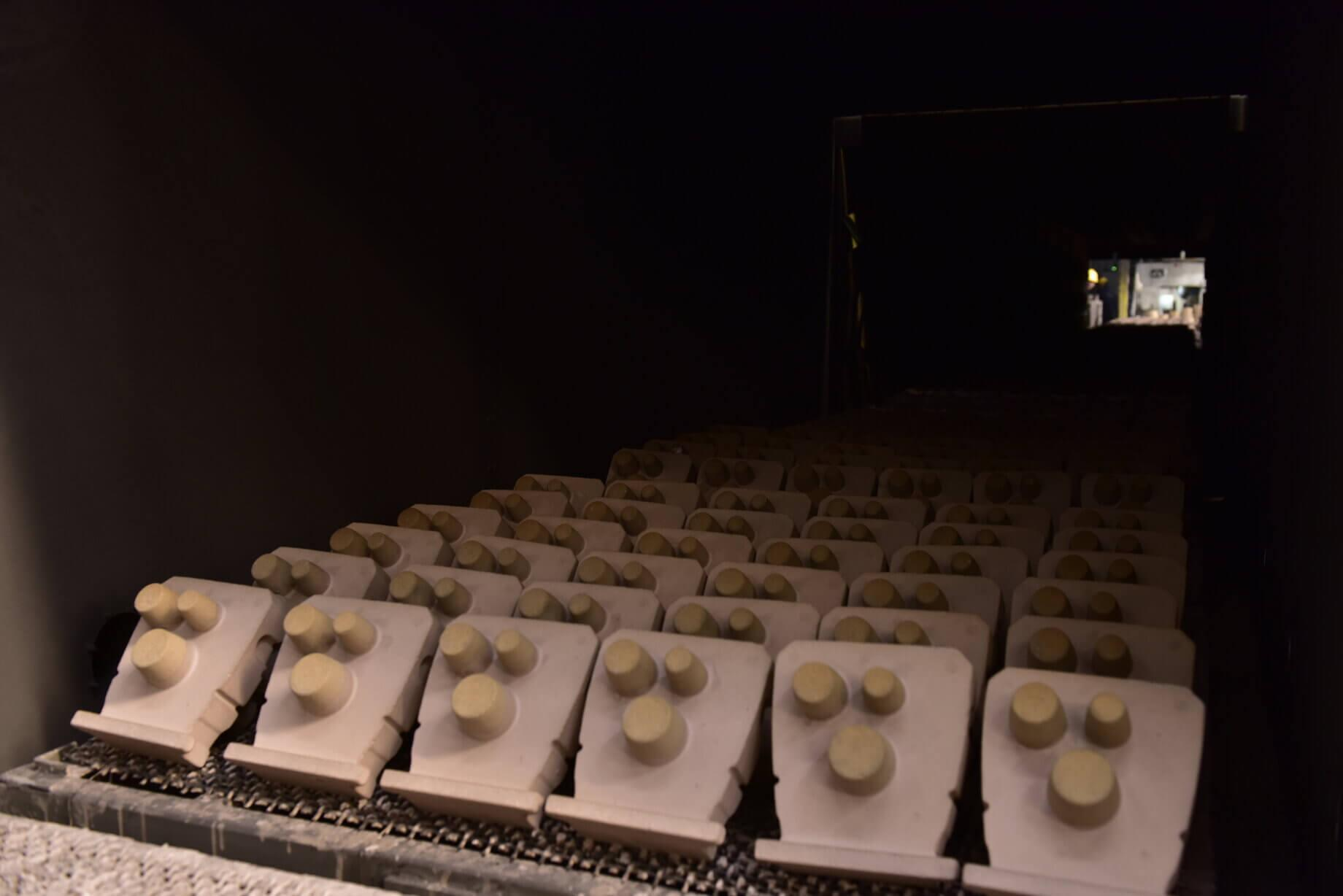 Water Based Core Molding & Drying | Mes Döküm